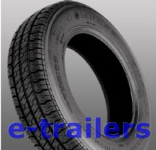 155/70R12 155x70x12 86N 8ply (900kg) COMMERCIAL COMPASS TYRE